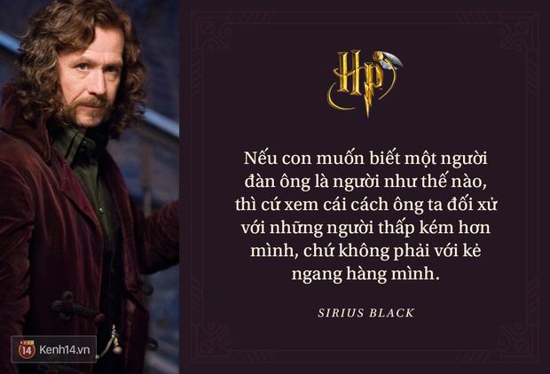 Đã 2 thập kỷ nhưng fan Harry Potter vẫn luôn nằm lòng những trích dẫn cùng mình lớn lên trong từng trang sách! - Ảnh 35.