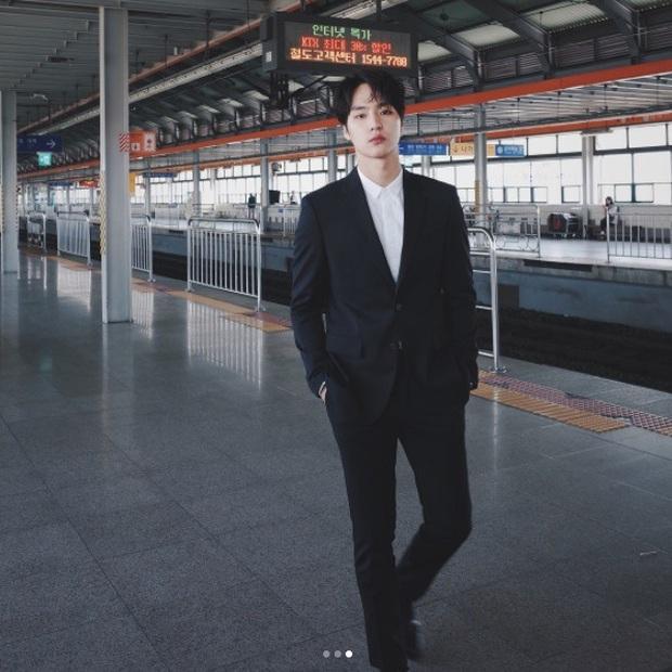 Điểm mặt 6 hot boy mới nổi của màn ảnh Hàn được săn đón vì quá đẹp trai - Ảnh 9.