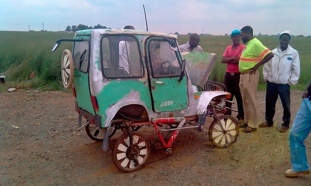 20 phát minh level tạm bợ chứng tỏ người châu Phi đúng là bậc thầy sáng chế - Ảnh 19.