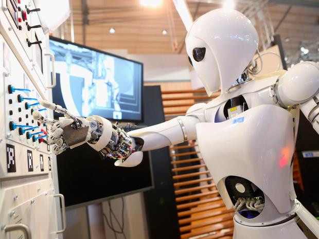 Robot của Google sẽ có thể tự nâng cấp, tự chế tạo người máy đời cao hơn - Ảnh 1.