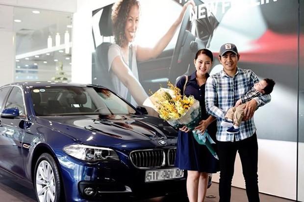 Sau món quà xe hơi tiền tỷ, Thanh Bình tiếp tục xây nhà 5 tầng cho bà xã Ngọc Lan - Ảnh 3.