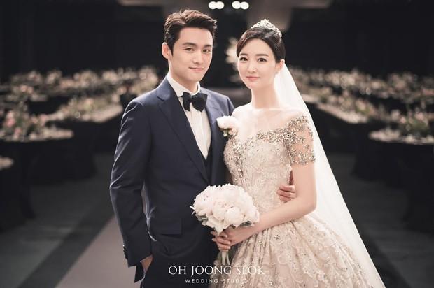 Xôn xao vì vợ diễn viên Vì sao đưa anh tới vừa quá đẹp vừa giống Lee Young Ae - Ảnh 5.