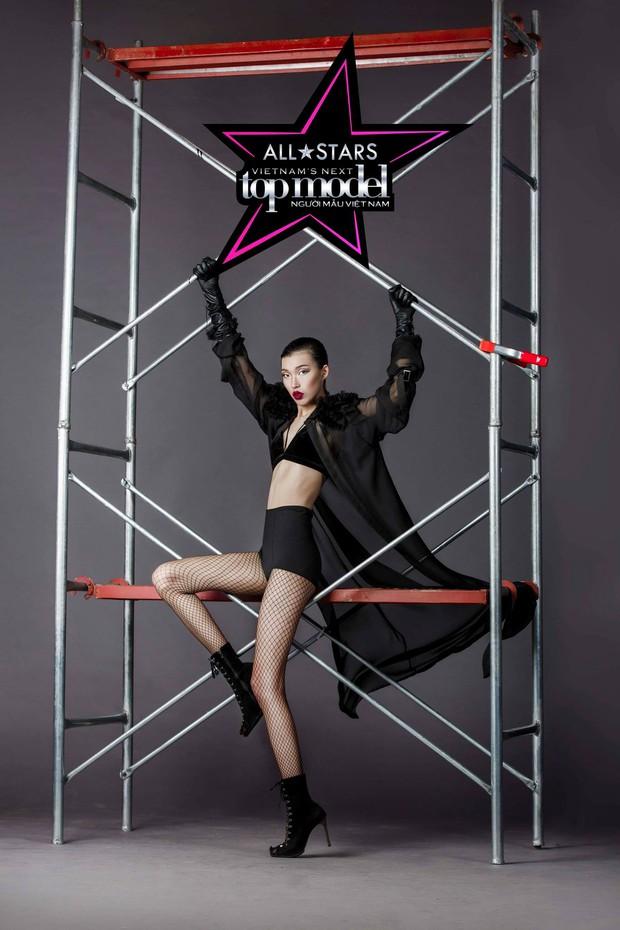 Chị cả của Vietnams Next Top Model lên tiếng, em út lập tức đá xéo? - Ảnh 2.