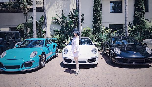 Cuộc sống sang chảnh, xa hoa của 4 cô nàng xinh đẹp trong Hội con nhà giàu Việt Nam  - Ảnh 8.