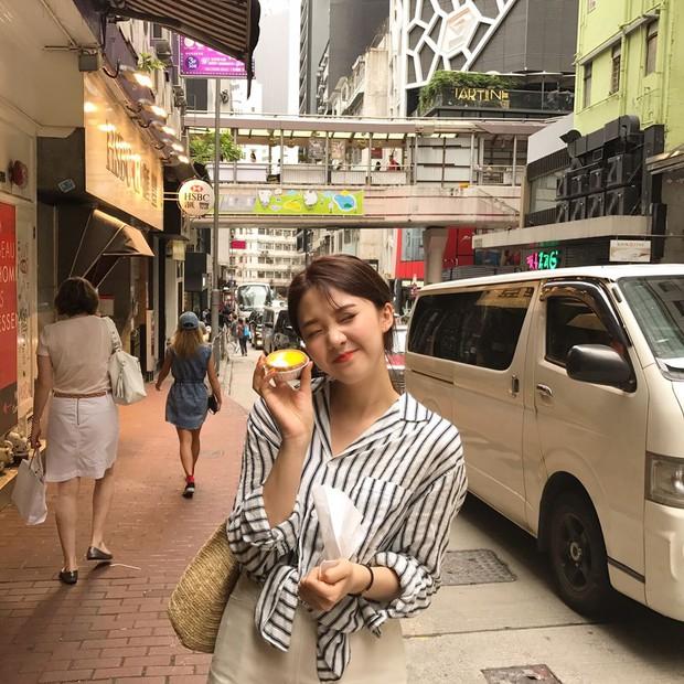 Lâu lắm mới thấy một cô bạn Hàn Quốc xinh rất tự nhiên vậy đấy - Ảnh 4.