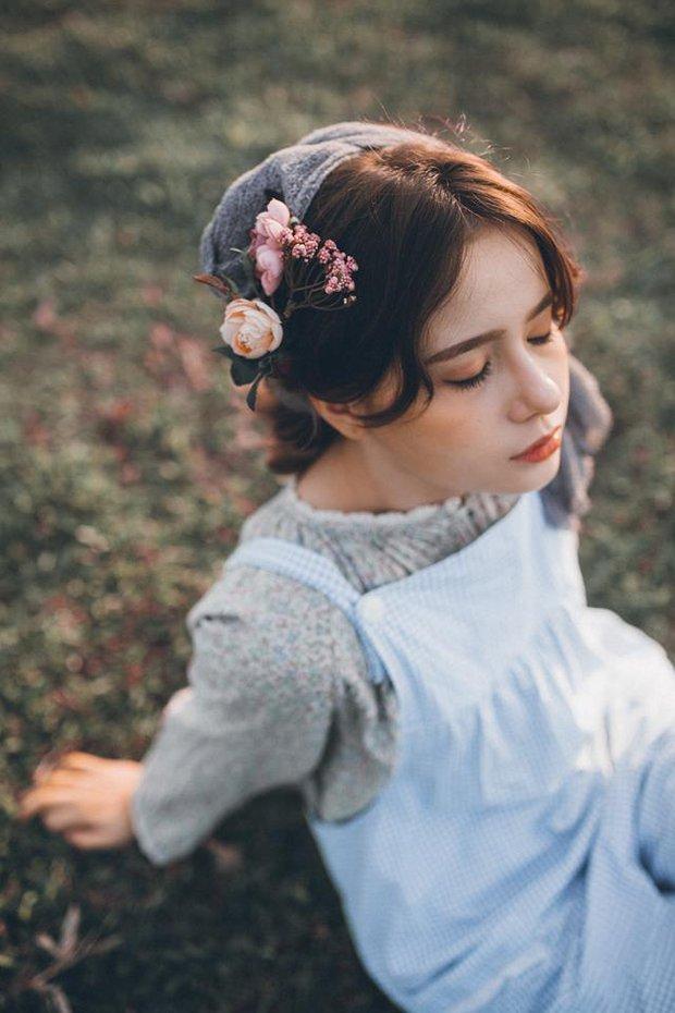Hoàn cảnh gia đình đặc biệt của thiếu nữ 10X Việt mang vẻ đẹp lai - Ảnh 6.