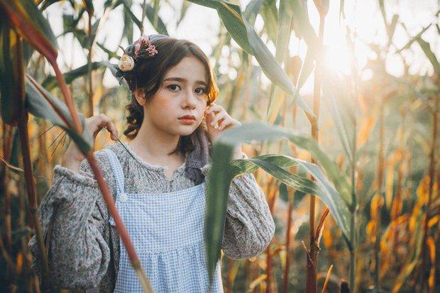 Hoàn cảnh gia đình đặc biệt của thiếu nữ 10X Việt mang vẻ đẹp lai - Ảnh 5.