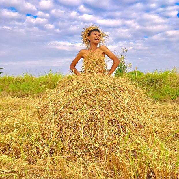 Thiên thần Victorias Secret phiên bản nông nghiệp Thái Lan khoe dáng nuột nà trong bộ ảnh mới - Ảnh 5.