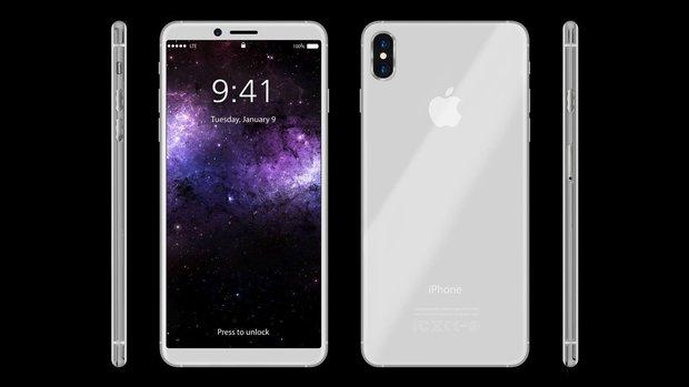 Nếu iPhone 8 đẹp mê mẩn thế này thì bạn sẽ mua chứ? - Ảnh 4.