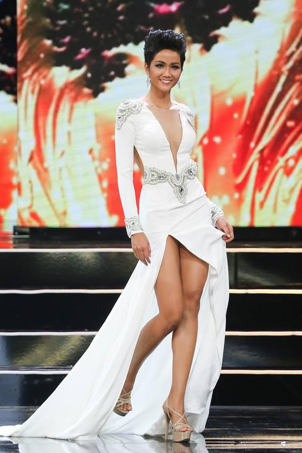 Bán kết Hoa hậu Hoàn vũ Việt Nam: Không ngoài dự đoán, Hoàng Thùy, Mâu Thủy lọt Top 45 thí sinh chung cuộc - Ảnh 27.