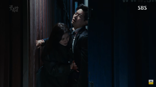 """""""Whisper"""": Đây là cách Lee Bo Young khiến Lee Sang Yoon ngậm miệng - Ảnh 22."""