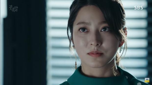 """""""Whisper"""": Bị tố chăn gối với Lee Sang Yoon, Lee Bo Young đáp trả xuất sắc - Ảnh 5."""