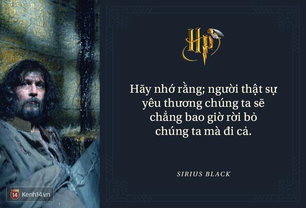 Đã 2 thập kỷ nhưng fan Harry Potter vẫn luôn nằm lòng những trích dẫn cùng mình lớn lên trong từng trang sách! - Ảnh 37.