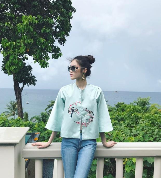 Liu Wen, Sui He, Ming Xi, Xiao Wen Ju: 4 chân dài Victoria's Secret châu Á hóa ra cùng sở hữu style hè đẹp xuất sắc - Ảnh 23.