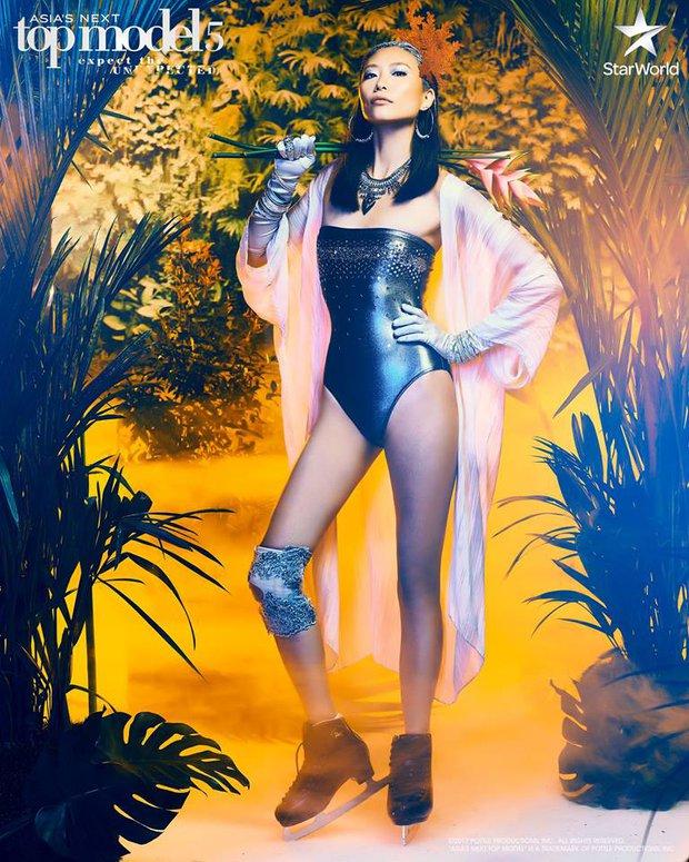 Minh Tú liên tục bị giám khảo Next Top châu Á nhắc nhở vì lúc nào cũng sexy - Ảnh 20.