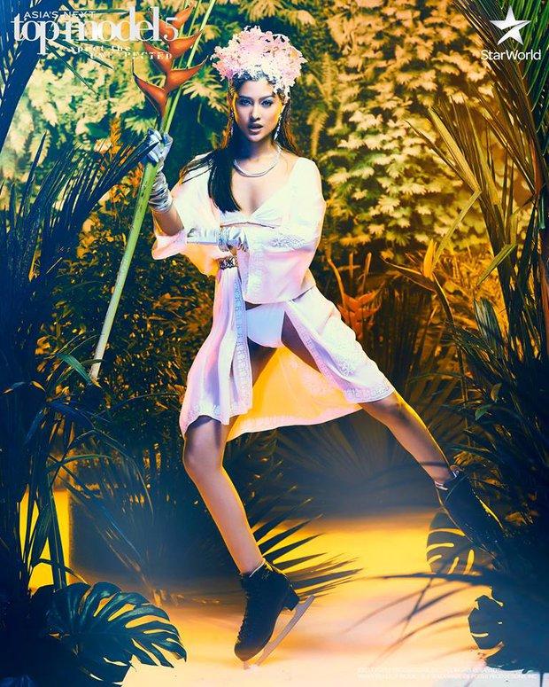 Minh Tú liên tục bị giám khảo Next Top châu Á nhắc nhở vì lúc nào cũng sexy - Ảnh 16.