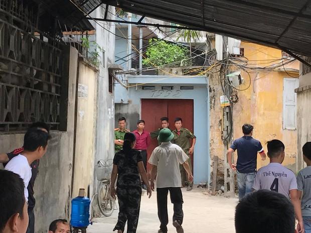 Hà Nội: Bé trai 33 ngày tuổi tử vong trong chậu nước, nghi bị sát hại - Ảnh 1.