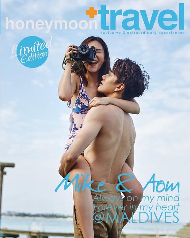 Hết Song - Song, lại đến cặp đôi Full House Thái khiến fan nghi ngờ vì quá tình trên tạp chí - Ảnh 6.