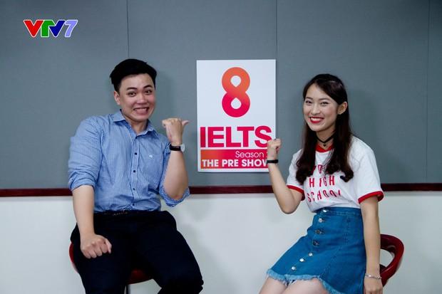 Khánh Vy khiến cư dân mạng ngưỡng mộ khi xuất hiện trong vai trò host chương trình 8 IELTS trên sóng VTV7 - Ảnh 3.