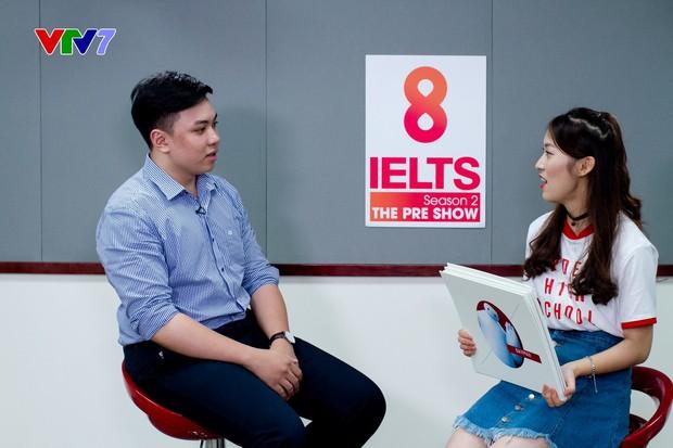 Khánh Vy khiến cư dân mạng ngưỡng mộ khi xuất hiện trong vai trò host chương trình 8 IELTS trên sóng VTV7 - Ảnh 7.