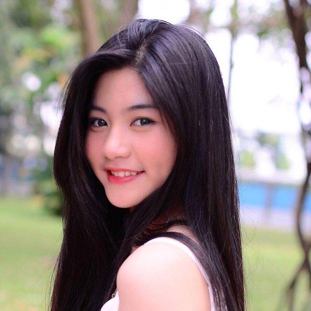 Cô bạn 18 tuổi chứng minh con gái Việt mặc áo dài lúc nào cũng là xinh nhất - Ảnh 6.