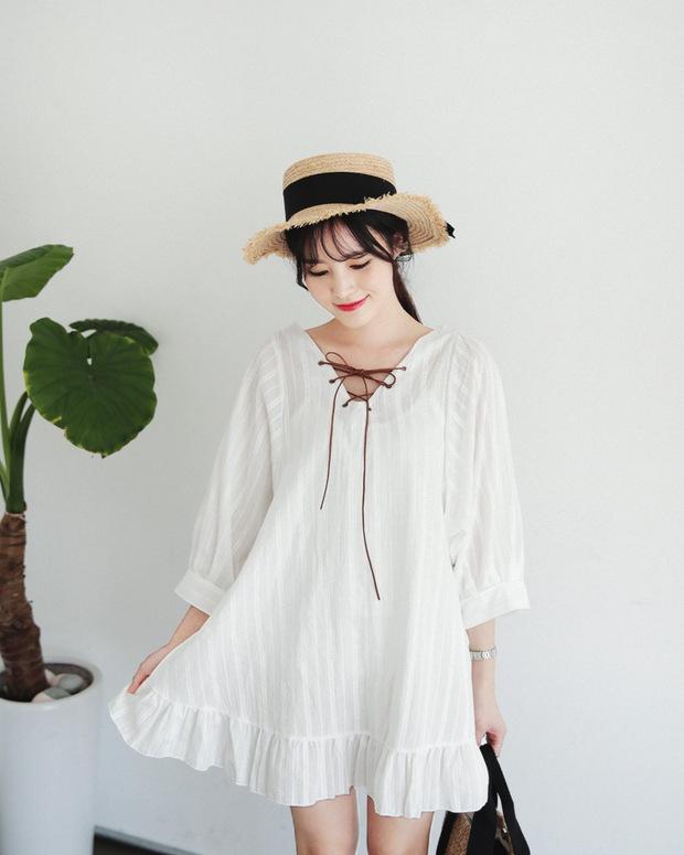 Ngoài váy hoa, hè này còn 5 kiểu váy khác cũng xinh và mát hết nấc - Ảnh 2.