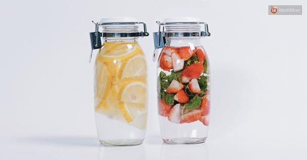 Chỉ tốn chưa đến 5 là bạn đã có ngay 2 loại nước giảm cân và đẹp da với cách pha đơn giản - Ảnh 1.