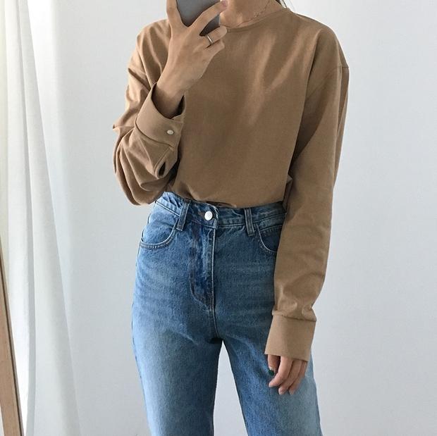 Để lên đồ mùa thu thật sang chảnh mà chẳng tốn nhiều tiền, bạn nhất định nên sắm đồ có gam màu này - Ảnh 2.
