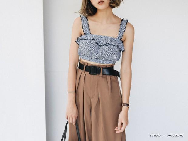 Áo 2 dây hè này có tới 5 kiểu, kiểu nào cũng mát và xinh hết cỡ bạn đã cập nhật hết chưa? - Ảnh 4.