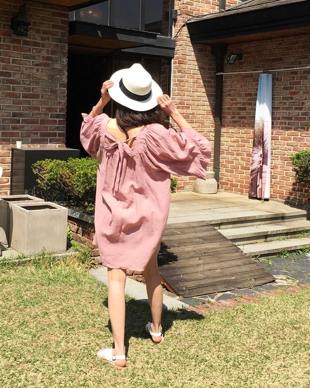 Ngoài váy hoa, hè này còn 5 kiểu váy khác cũng xinh và mát hết nấc - Ảnh 6.