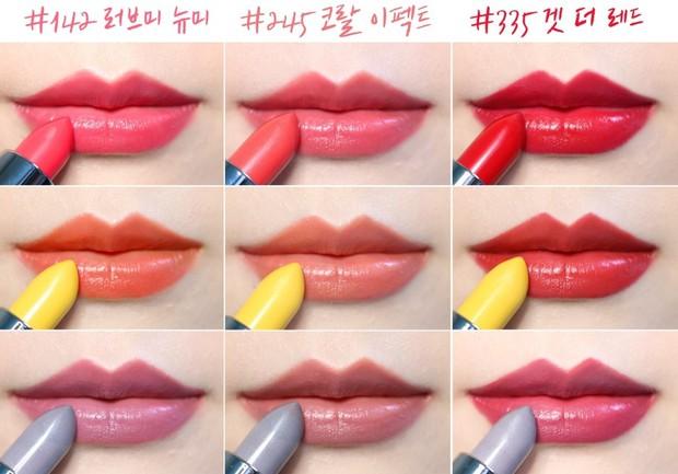 Đại chiến son môi: 5 thỏi son Hàn mới ra xứng đáng để bạn tậu về không cần phân vân - Ảnh 5.
