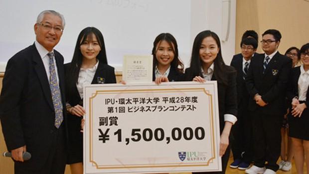 Chân dung 9x xinh đẹp vừa được nhận bằng khen của ĐSQ Việt Nam tại Nhật - Ảnh 5.