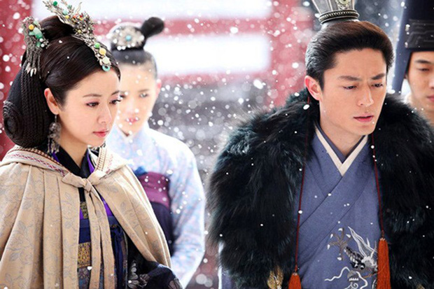 9 bộ phim giúp giới giải trí Hoa Ngữ có được những cặp đôi phim giả tình thật - Ảnh 40.