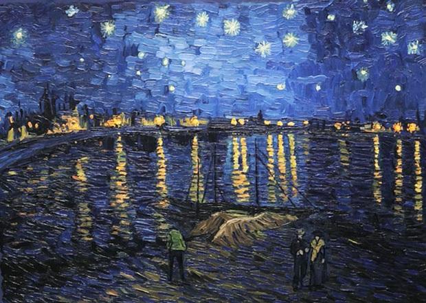 Các lý do không thể bỏ qua Loving Vincent - Phim hoạt hình đầu tiên trên thế giới thực hiện từ 65.000 bức tranh sơn dầu - Ảnh 5.