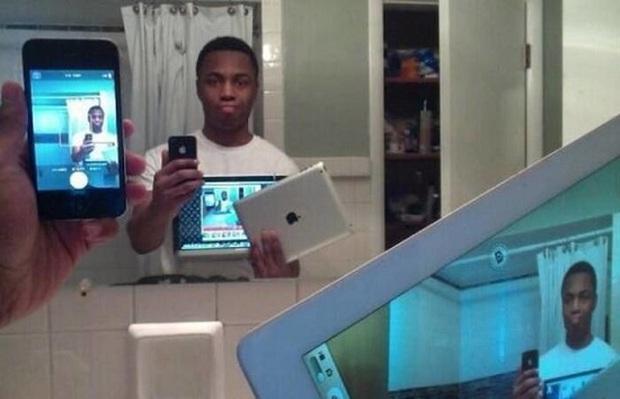 Đây là những kiểu selfie cần được chôn ngay kẻo đẻ trứng - Ảnh 3.