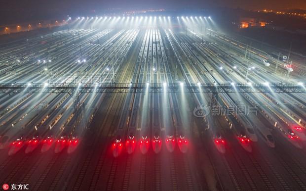 Hãy xem các nhà ga Trung Quốc chuẩn bị để ứng chiến với cuộc đại di cư mùa Tết như thế nào - Ảnh 7.