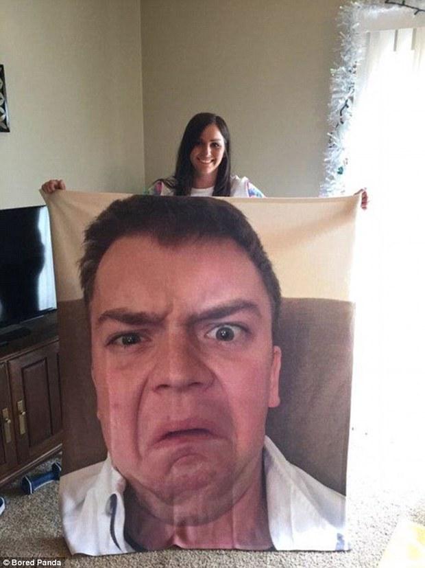 12 bức ảnh thú vị về sự hài hước của bố mẹ khiến người xem phải ngả mũ kính phục - Ảnh 3.