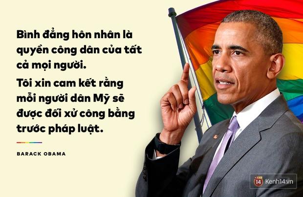 Ngày chia tay Tổng thống Obama, có nỗi buồn nghẹn ngào nước mắt của cộng đồng LGBT - Ảnh 3.