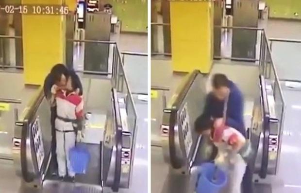 Trung Quốc: Kẻ bệnh hoạn chuyên cưỡng hôn phụ nữ lớn tuổi tại sân ga - Ảnh 3.