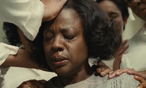 Cuối cùng, một giải Oscar cho Viola Davis! - Ảnh 2.
