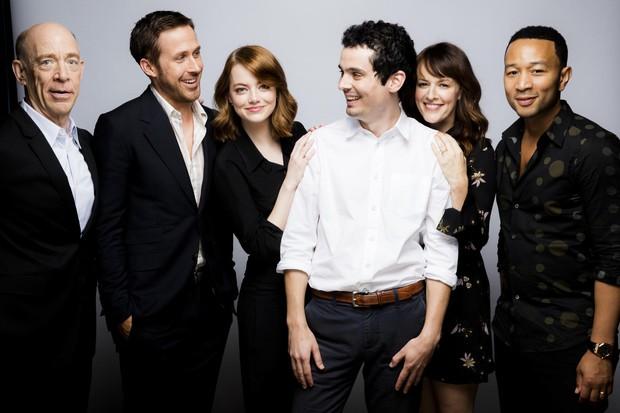 Damien Chazelle – Đạo diễn trẻ tuổi nhất từng thắng giải Oscars - Ảnh 2.