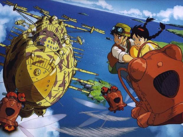 """10 đặc trưng điện ảnh ghi dấu ấn của """"cha đẻ"""" Ghibli Hayao Miyazaki - Ảnh 2."""