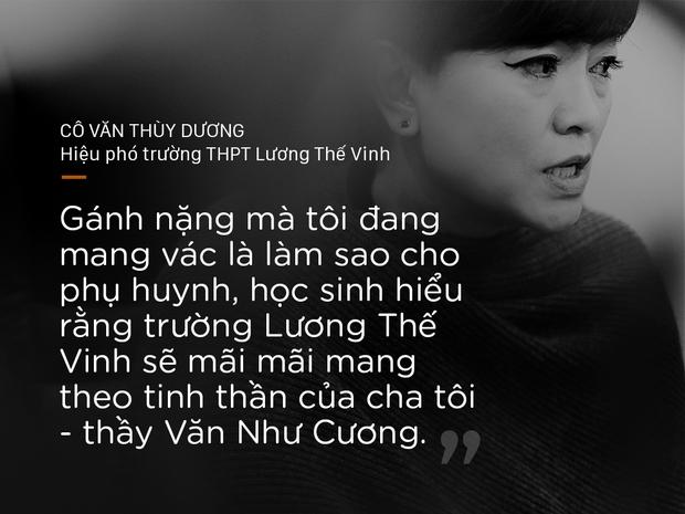 Thầy Văn Như Cương qua lời kể xúc động của con gái: Bố đã sống một đời vẻ vang - Ảnh 4.