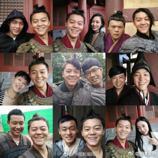 Mong thành diễn viên nổi tiếng, anh chàng selfie cùng hơn 3.000 người lạ - Ảnh 2.