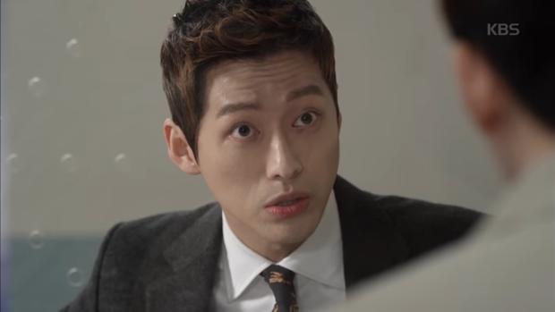 """""""Sếp Kim"""": Diện vest bảnh bao, Nam Goong Min và Jun Ho """"song kiếm hợp bích"""" - Ảnh 2."""