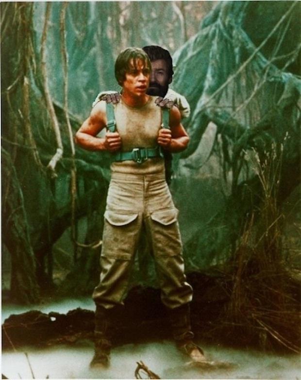 Người Sói Logan oai phong là thế, nào ngờ bị chế ảnh lại trông buồn cười thế này đây - Ảnh 3.