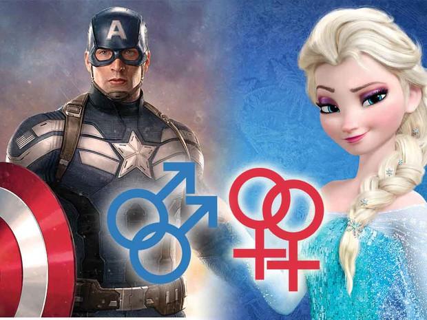 Yếu tố LGBT trong phim bom tấn Hollywood: Có cũng như không, mà không thì cũng chẳng chết ai! - Ảnh 2.