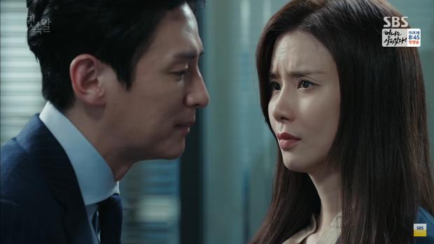 """""""Whisper"""": Đây là cách Lee Bo Young khiến Lee Sang Yoon ngậm miệng - Ảnh 12."""