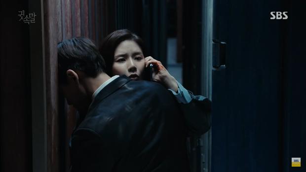 """""""Whisper"""": Bị tố chăn gối với Lee Sang Yoon, Lee Bo Young đáp trả xuất sắc - Ảnh 8."""