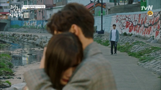 """""""Liar And Lover"""": Lee Hyun Woo """"chết đứng"""" khi Joy ngả vào lòng tình địch - Ảnh 2."""